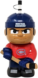 Big Sip 3D Water Bottle - Montreal Canadiens